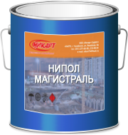 Дорожная эмаль АК-511